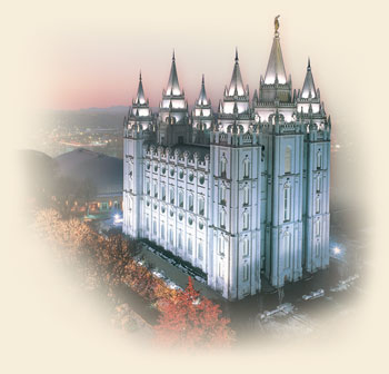 LDS Church Information Site